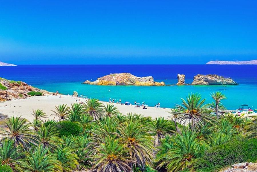 Почивка на остров Крит