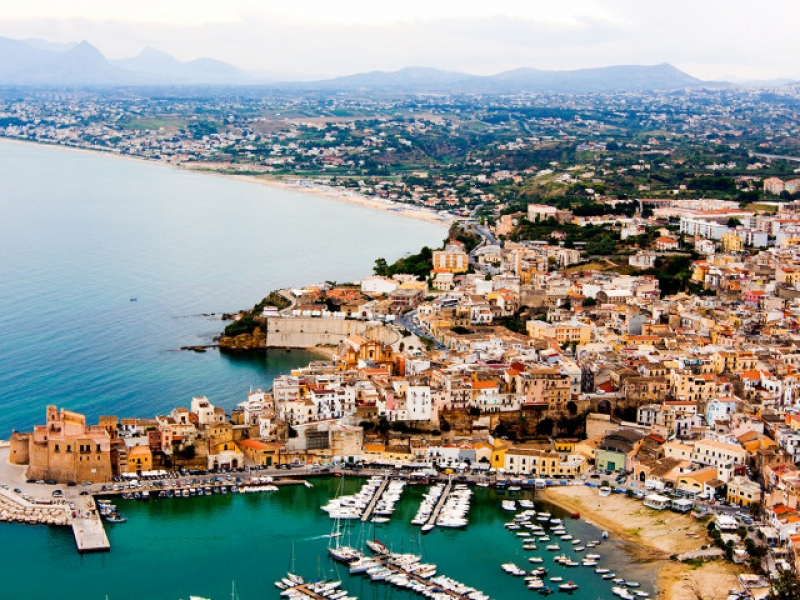 Самолетна екскурзия в Сицилия - 3 нощувки