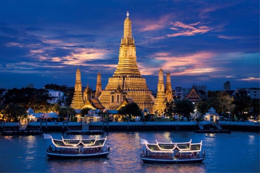 Почивка в Тайланд и Камбоджа - Банкок, Сием Рап и Пукет