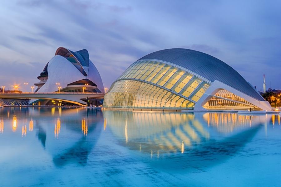 Самолетна екскурзия до Валенсия