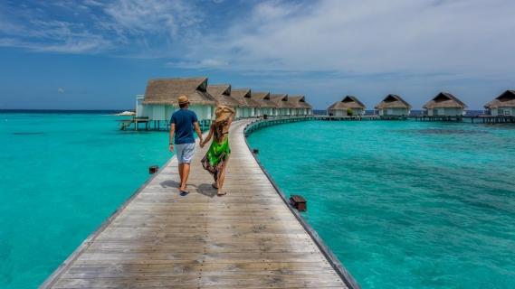 Почивка на Малдиви с чартър - 7 нощувки